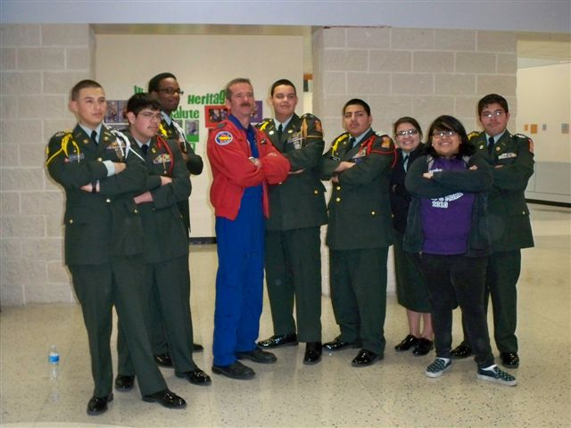 Good News Houston Independent School District Junior Rotc